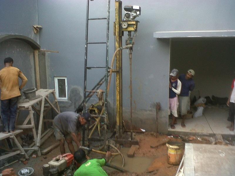 Tukang Pengeboran Sumur Murah di Jombang